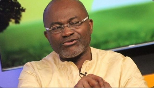 I put up 11 houses at the age of 30 - Hon. Kennedy Agyapong reveals